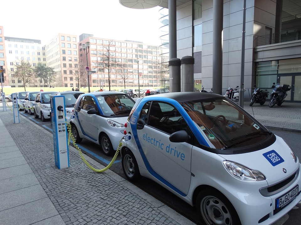Charge Your Electric Cars with Solar Energy